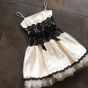 Party Tulle Cocktail Dress